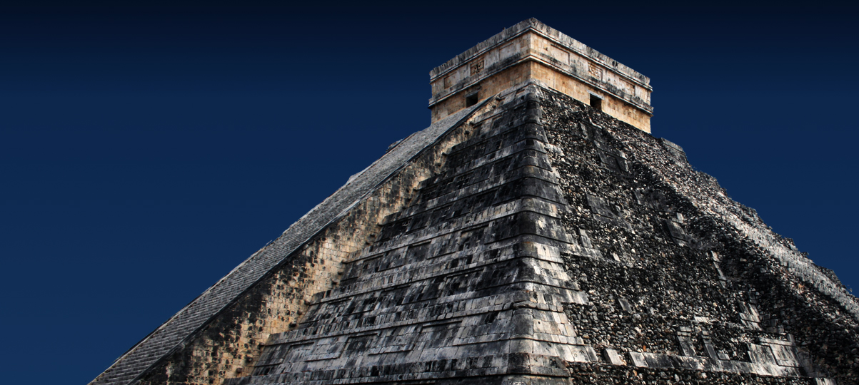 Mexico: Maya Pyramid